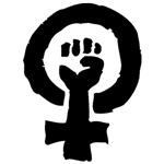 radical feminist logo