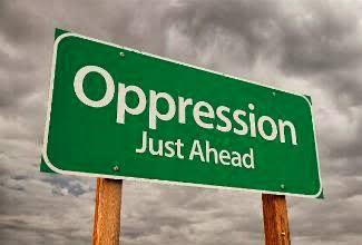 oppression ahead