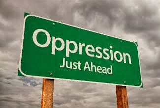 oppression ahead